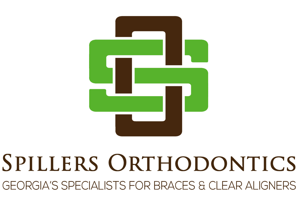 Dr. Spillers Orthodontics logo with tagline