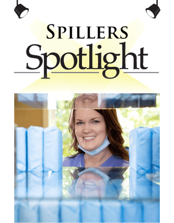 Spillers Spotlight, Rachel, Clinical Assistant, Spillers Orthodontics
