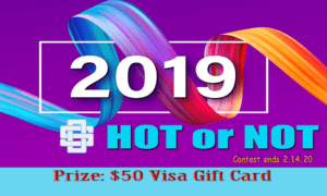 2019 Hot or Not Contest