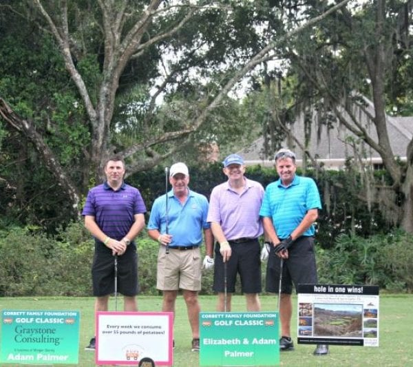 4th Annual Golf Tournament Presented by The Corbett Foundation