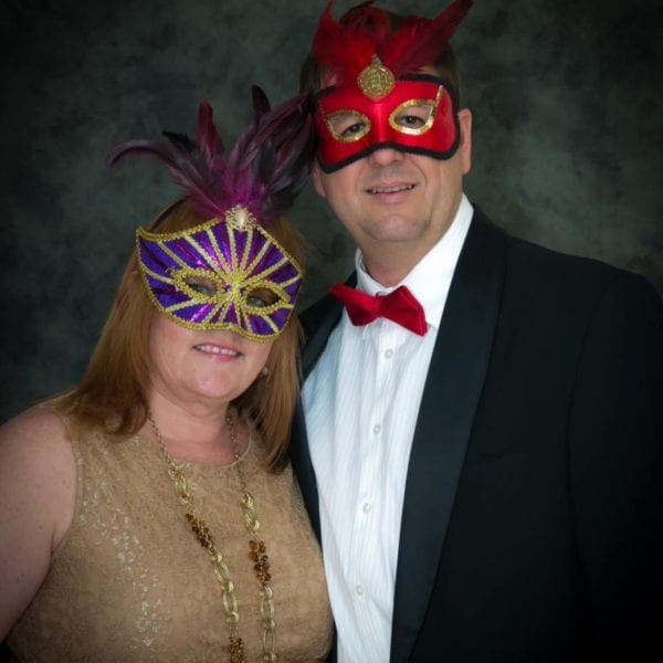 """""""Unmask the Face of Child Abuse"""" at The Masquerade Ball"""