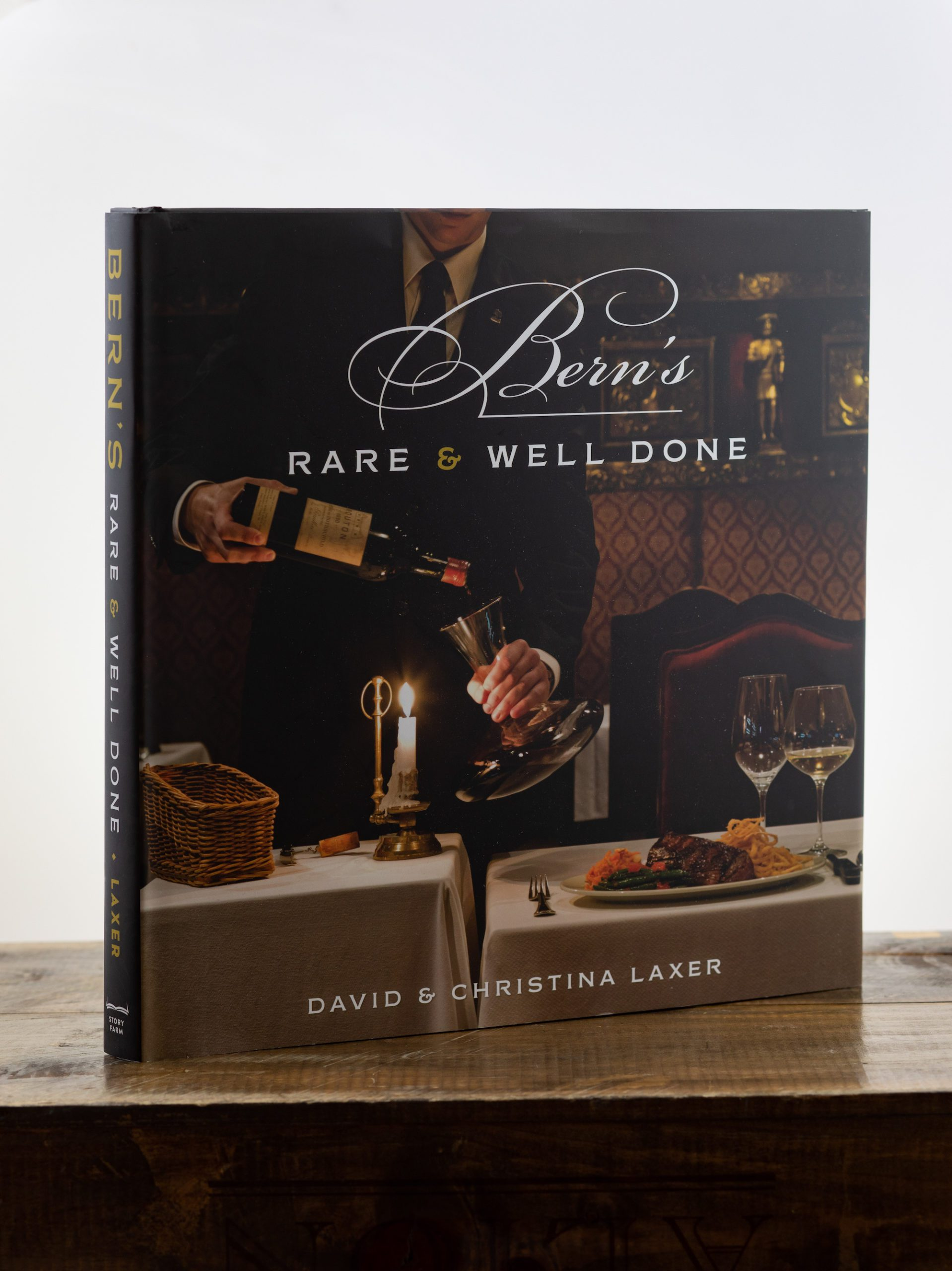 Bern's Rare and Well Done Book
