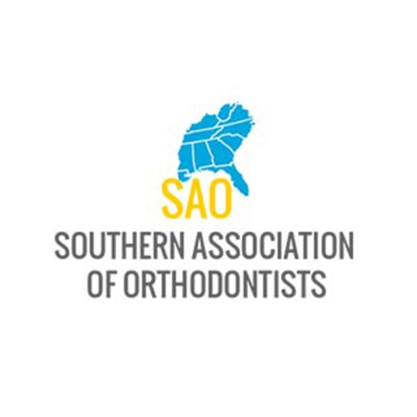 southern association of orthodontists logo